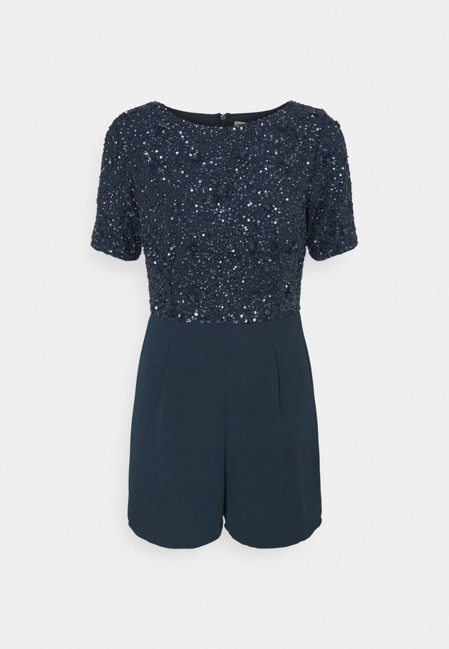 CLARA PLAYSUIT - Jumpsuit - navy
