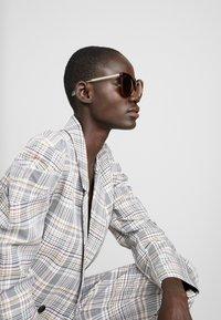 Gucci - Sunglasses - havana/brown - 1