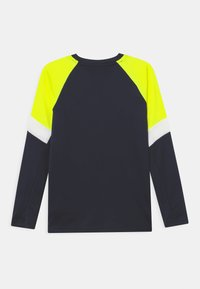 Puma - ACTIVE SPORTS UNISEX - Long sleeved top - peacoat - 1