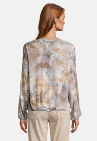 Betty Barclay - Long sleeved top - blau beige - 2