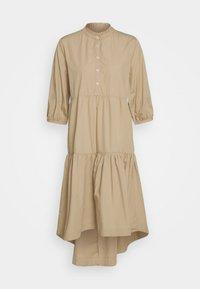 esmé studios - TABBY DRESS - Shirt dress - white paper - 0