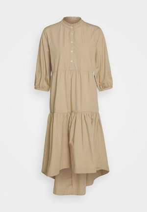 TABBY DRESS - Shirt dress - white paper