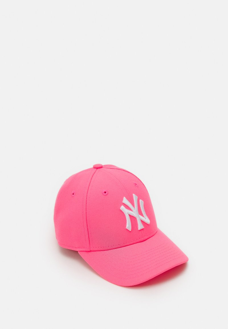 New Era - KIDS LEAGUE ESSENTIAL PACK - Lippalakki - neon pink