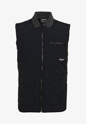 MALLET  - Waistcoat - true black
