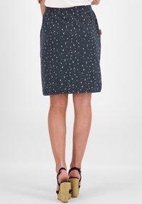 alife & kickin - LUCYAK  - Puffball skirt - marine - 2
