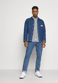 Only & Sons - ONSTONY LIFE CHECKED - Skjorta - cloud dancer - 1