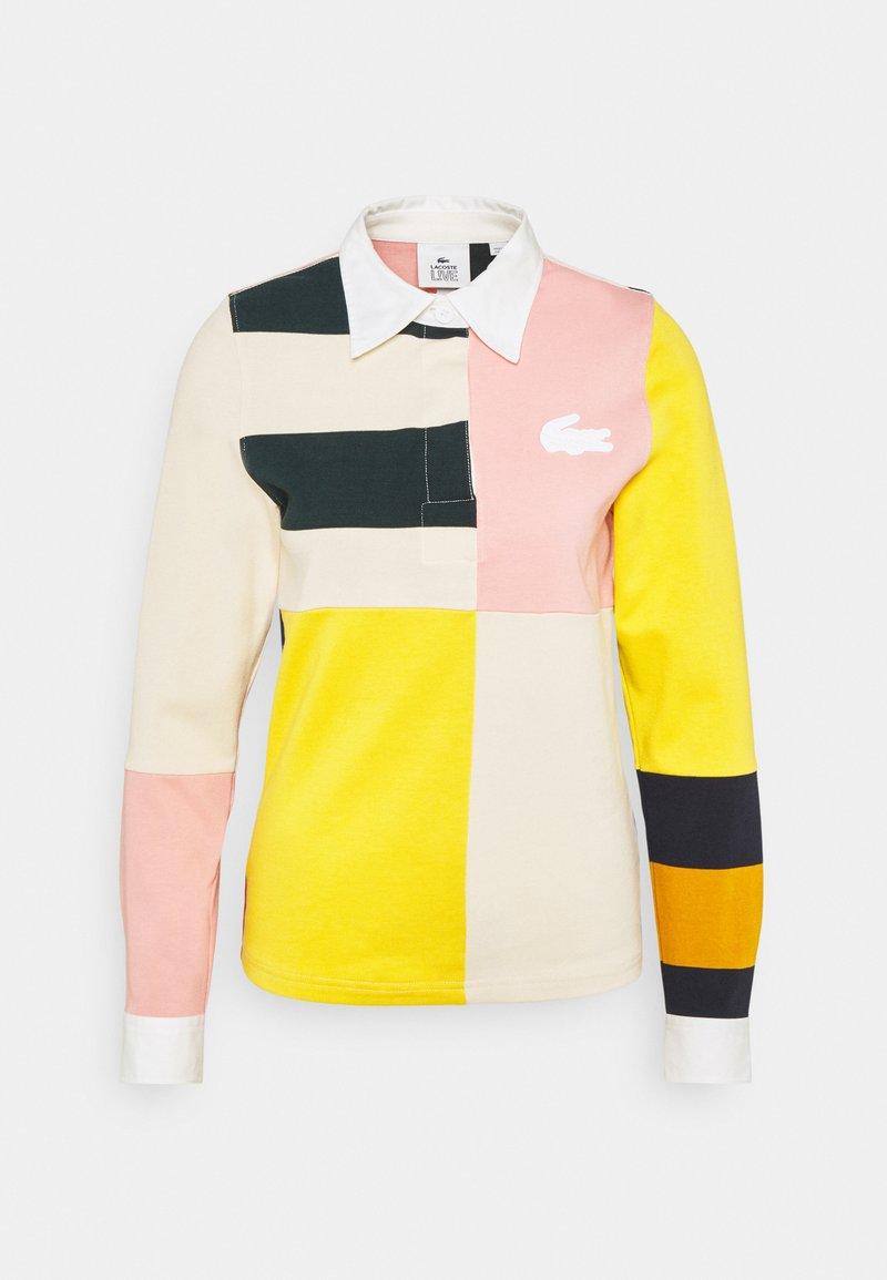 Lacoste LIVE - Polo shirt - multi-coloured