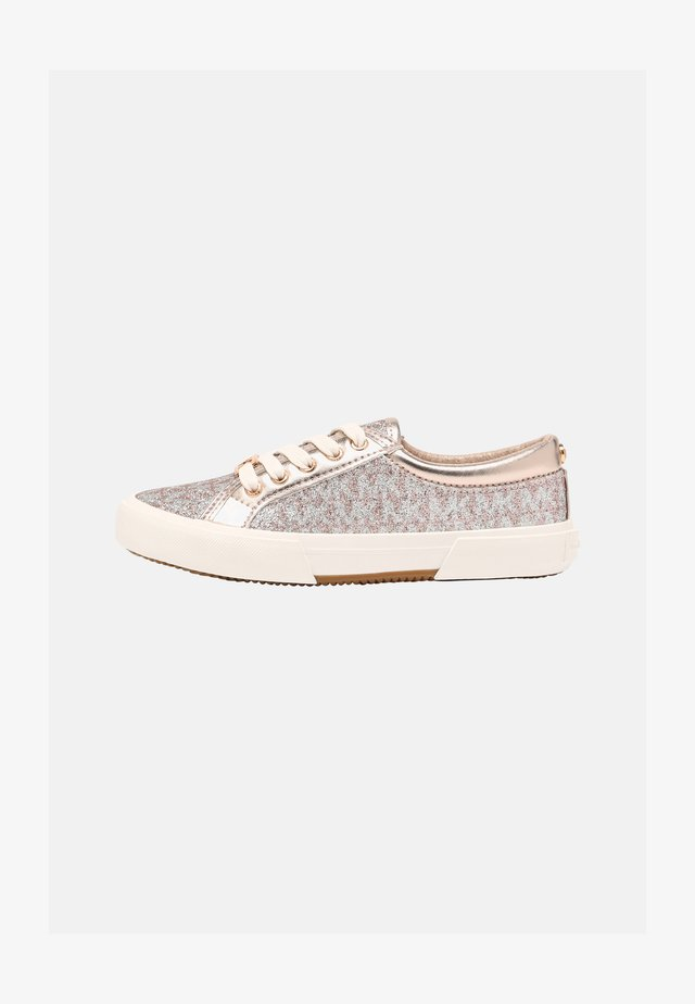 IMA TINSEL - Sneaker low - pink