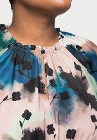 Marks & Spencer London - PRINTED MIDI DRES - Korte jurk - multi-coloured - 4