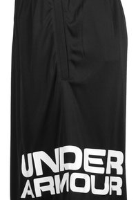 Under Armour - TECH WORDMARK SHORTS - Sportovní kraťasy - black - 2