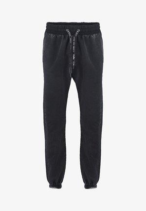 ELIOT - Tracksuit bottoms - vintage black