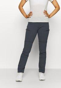 Norrøna - SVALBARD FLEX1 PANTS - Trousers - black - 0
