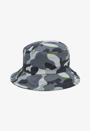BLUE/GREY 2 PACK CAMOFLAGE BUCKET HATS (YOUNGER) - Hat - blue