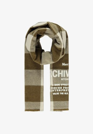 CHECK WITH LOGO - Scarf - multicolor