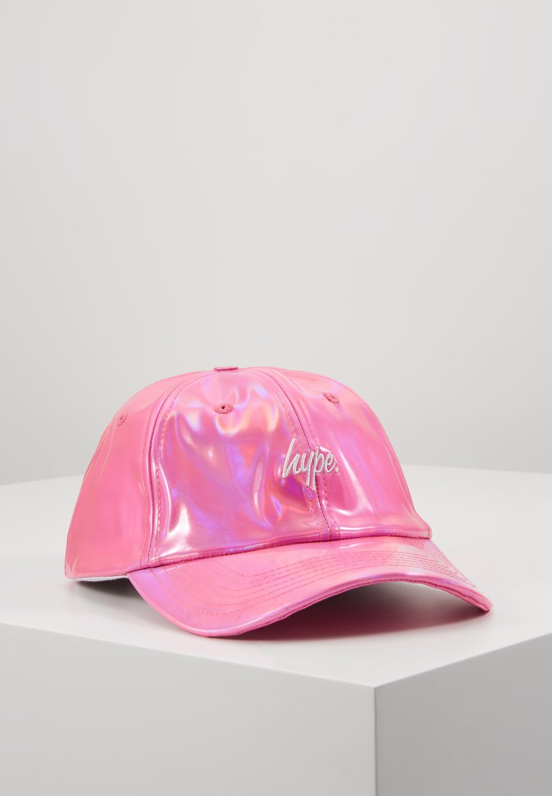 Hype - CAP - PINK HOLO DAD - Cap - pink