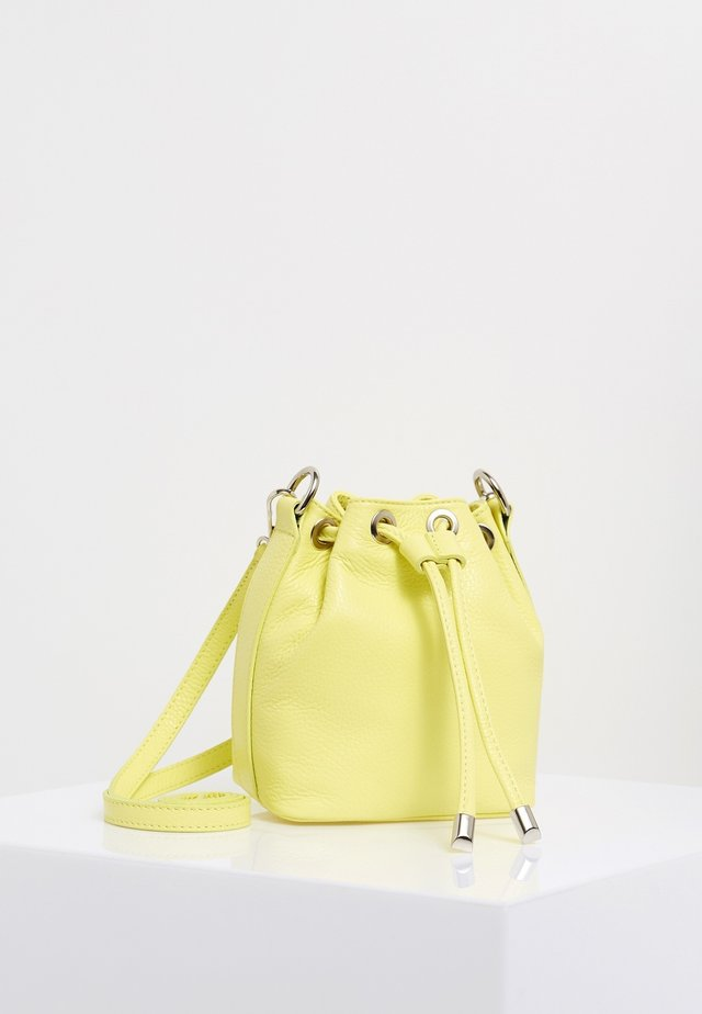Borsa a tracolla - yellow