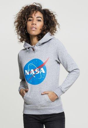 NASA INSIGNIA - Hoodie - grey