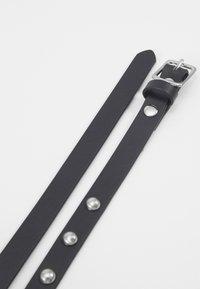 Weekday - PATTI STUDDED BELT - Belt - black - 3