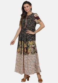 usha - Maxi dress - multi flower print - 1