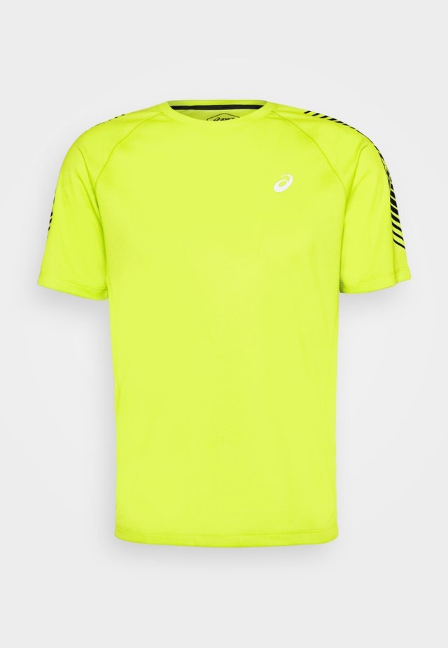 ICON - T-shirt con stampa - lime zest/performance black