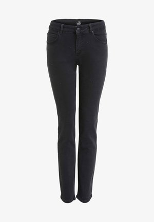 Slim fit jeans - darkgrey denim