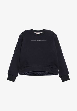 SUPER SOFT WITH DETAILS - Sweatshirt - dark blue
