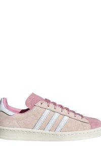 adidas Originals - CAMPUS 80S - Sneakersy niskie - pink tint/ftwr white/purple tint - 5