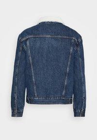 Levi's® - TRUCKER - Denim jacket - rough and tumble - 8