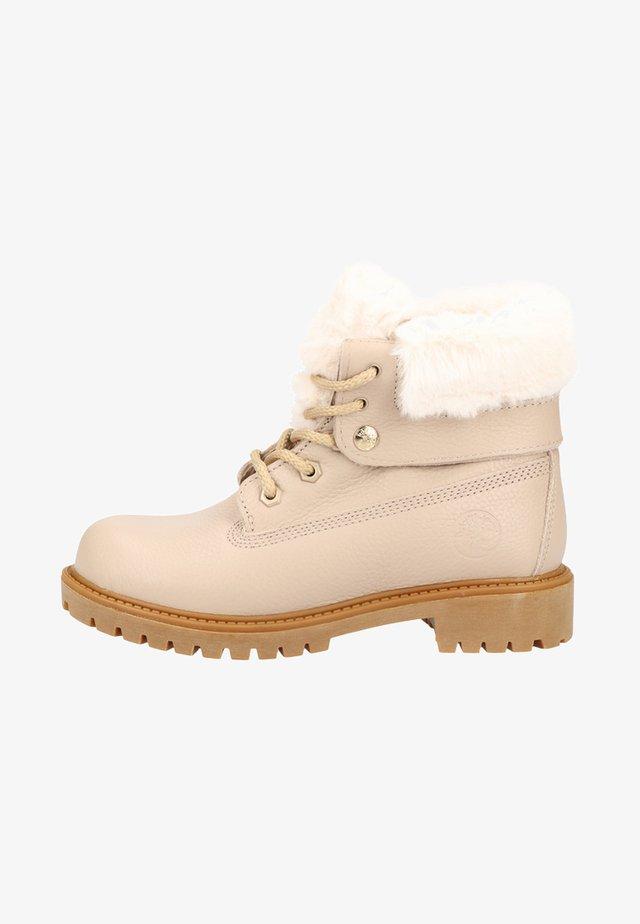 Snowboots  - beige