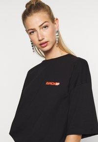Even&Odd - T-shirts med print - black - 5
