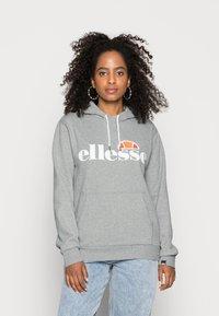 Ellesse - TORICES - Hoodie - grey marl - 0