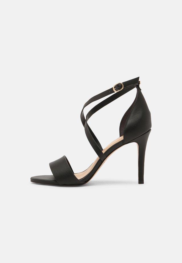 ZEANA VEGAN - Sandals - noir