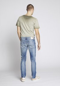 Tommy Jeans - SCANTON - Jeansy Slim Fit - blue denim - 3
