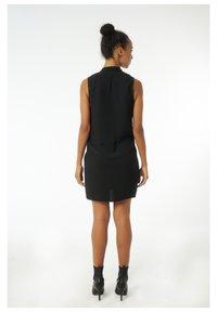 Auden Cavill - Shirt dress - schwarz - 2