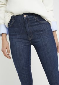 Mother - HIGH WAISTED LOOKER - Jeans Skinny Fit - clean sweep - 3