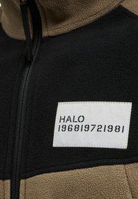 HALO - Fleecejakker - vintage brown - 6