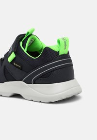 Superfit - RUSH - Zapatillas - blau/grün - 4