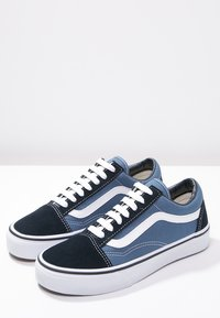 Vans - OLD SKOOL - Skateschoenen - navy - 6