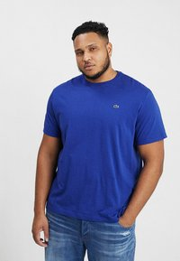 Lacoste - Basic T-shirt - halliri chine - 0