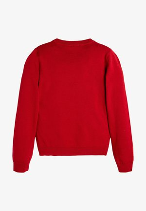 LOGO - Sweatshirt - rot