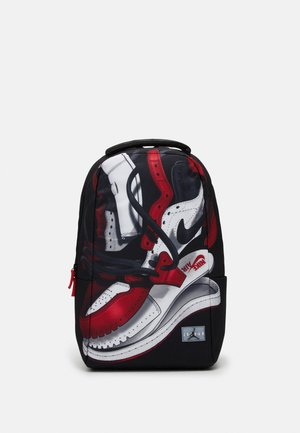 GRAPHICS BACKPACK - Plecak - black