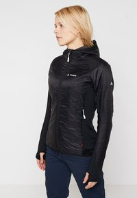 Vaude - WOMENS SESVENNA JACKET III - Outdoor jacket - black - 0