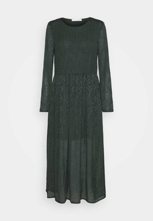 LARIMAR LONG DRESS - Maxikjoler - darkest spruce