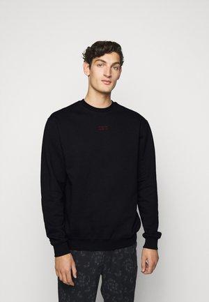 COPELAND LOGO EMBROID - Sweatshirt - black