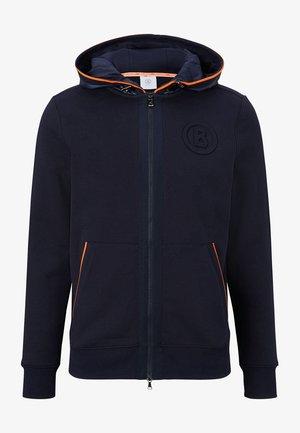 CISC - veste en sweat zippée - navy-blau