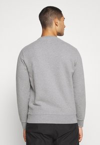 Levi's® - NEW ORIGINAL CREW UNISEX - Sweatshirt - chisel grey heather