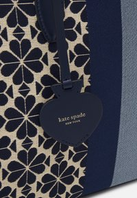 kate spade new york - MEDIUM TOTE - Velká kabelka - blue/multi - 4