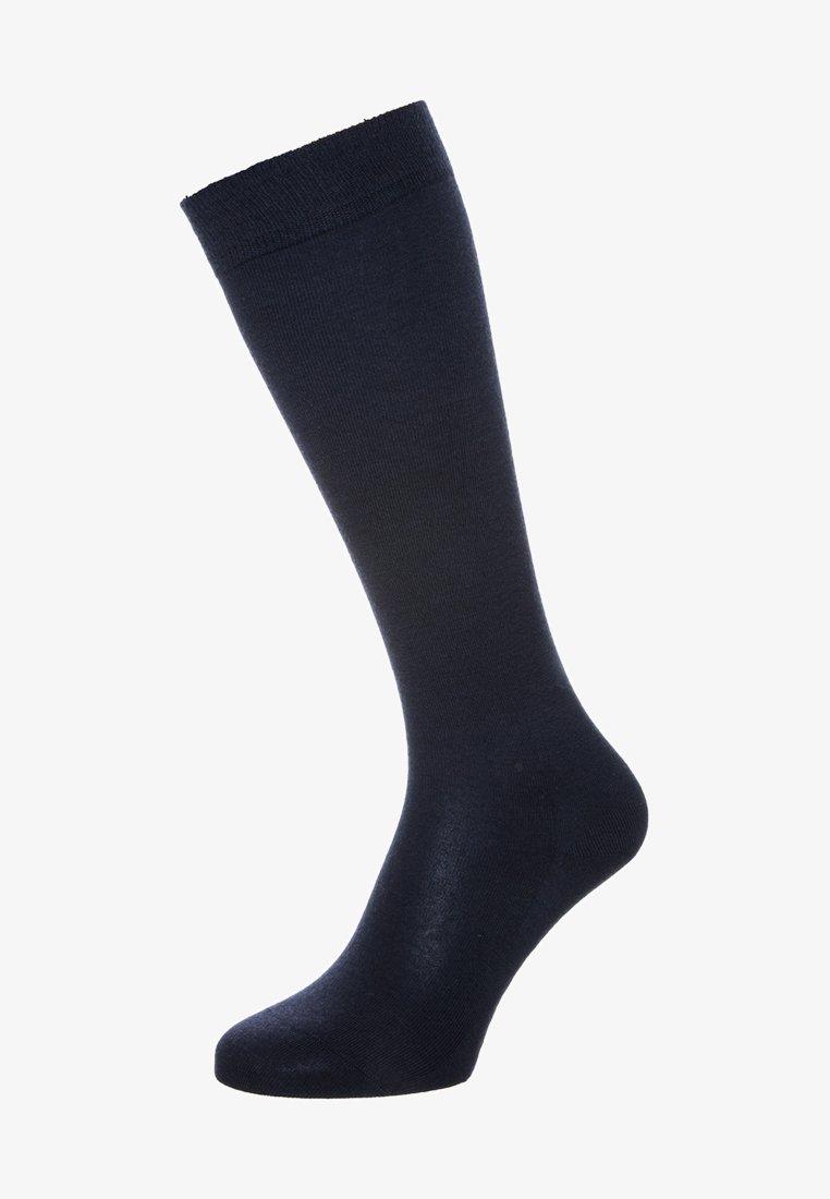 FALKE - SOFTMERINO - Knee high socks - dark navy