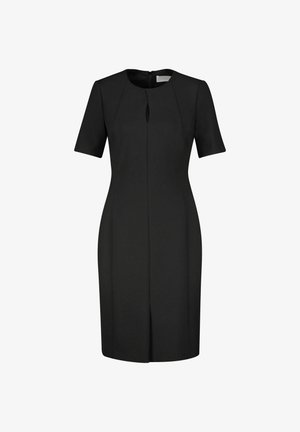 DAORSA - Shift dress - schwarz