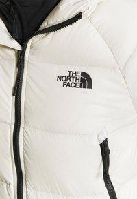 The North Face - HYALITE HOODIE - Dunjakke - vintage white - 5